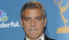 Conspiracy: Have George Clooney & Elisabetta been broken up for a while?