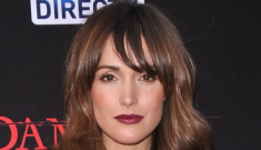Rose Byrne is barely recognizable: does her makeup artist hate her?