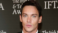 Jonathan Rhys Meyers may have attempted suicide in London