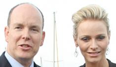 Charlene Wittstock & Prince Albert are married: did he take her passport?
