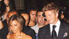 Victoria Beckham finds herself, shows off her panties