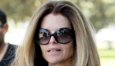 Maria Shriver officially files for divorce, Arnold's lawyer hasn't responded