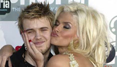 Anna Nicole gives birth and her 20 year-old son dies three days later!
