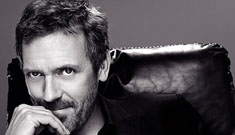 Hugh Laurie for L'oreal men's skincare: perfect or not a believable spokesperson?