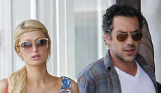 Paris Hilton's relationship rollout w/ Hangover director Todd Phillips