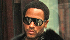 Lenny Kravitz talks 'Hunger Games,' admits daughter Zoe steals his fashion
