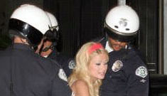 Richard Branson punks Paris Hilton