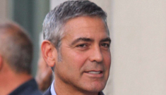 George Clooney's Italian BFF says Clooney isn't gay, doesn't fake-date
