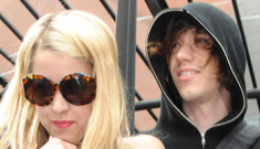 Peaches Geldof predicts her quickie Vegas marriage will end in divorce