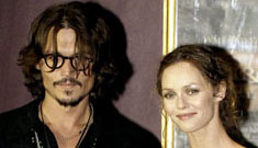 Johnny Depp and Vanessa Paradis might finally get married