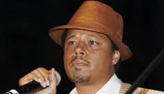 Terrence Howard wasn't told he was dropped from Iron Man 2 for Don Cheadle