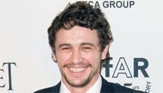 """James Franco: the """"gay rapist"""" blind item pinned on him was """"so offensive"""""""