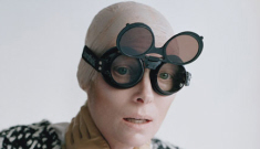 """Tilda Swinton: """"I would rather be handsome for an hour than pretty for a week"""""""