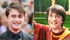 The Men of Harry Potter, my how hot they've grown