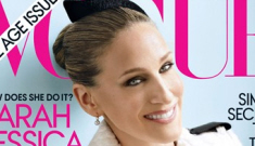 "Sarah Jessica Parker covers Vogue: ""I'm a bitter-ender"""