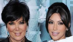 Kris Jenner probably got another facelift for Kim Kardashian's August wedding