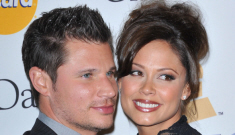 Nick Lachey & Vanessa Minnillo were secretly married today