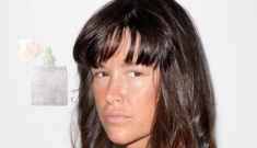 Paz de la Huerta: My sister punched our mom's stomach when I was in the womb