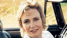 """Jane Lynch: """"I want to come back as Jon Hamm in my next life!"""""""