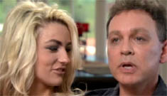 16 year-old Courtney Stodden on her 51 year-old husband: 'he's my college'