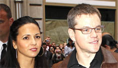 Matt Damon calls Brad and Angelina paparazzi prisoners, talks sex tapes