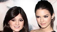 Kendall and Kylie Jenner, aged 15 and 13, are allowed to go out on dates now