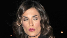 Elisabetta Canalis is making millions from her association with George Clooney