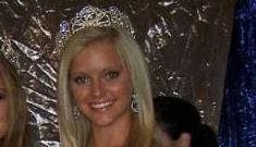 Miss Teen Louisiana arrested for dinner theft and pot possession