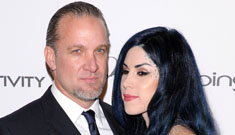 Get out your mini violins: Jesse James and Kat Von D split up