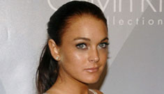 Lohan ruins her mom's birthday, next night is rushed to hospital