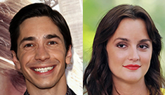 Leighton Meester and Justin Long are dating now, surprising or not so much?