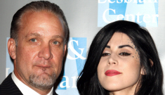 Did Jesse James & Kat Von D split because he cheated on her?