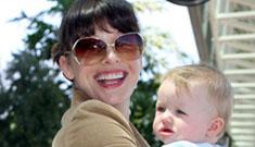Milla Jovovich was in labor for 72 hours