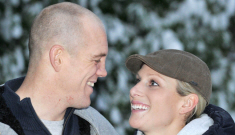 The other royal wedding: Zara Phillips & Mike Tindall are getting married tomorrow