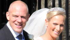 Zara Phillips & Mike Tindall's Scottish wedding: the gown, the hats, the love