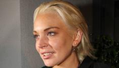 Paris Hilton & Lindsay Lohan are dunken, clumsy,   crackhead BFFs again