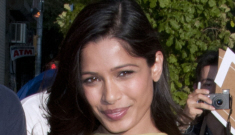 """Freida Pinto: """"Indians are so fascinated by white skin"""""""