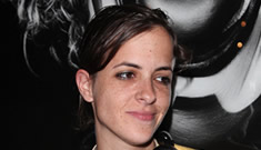 Samantha Ronson's friends worry about her drinking; her mugshot is priceless