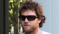 Sam Worthington's shaggy, scruffy look: sexy or just gross?