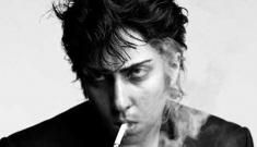 Lady Gaga goes drag king again for her 'You & I' single artwork: gross or artsy?