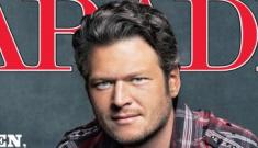 "Blake Shelton ""drinks a lot"" – his favorite drink is Bacardi & Crystal Light"