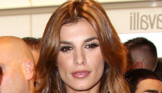 "Elisabetta Canalis is still ""taking meetings"" in Hollywood"