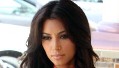 Reggie Bush is trying to convince Kim Kardashian to dump Kris Humphries