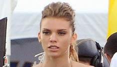 AnnaLynne McCord is a bikini gladiator