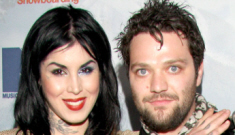 Did Kat Von D cheat on Jesse James with Bam Margera?