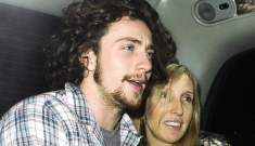 "Sam Taylor-Wood: Aaron Johnson brought ""family values"" to our relationship"