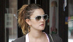 Drew Barrymore to play in thriller