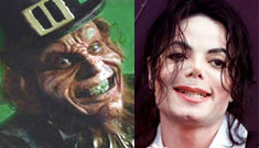 Michael Jackson to Set Up Leprechaun Land in Ireland.