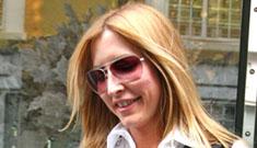 Heather Mills has burned through nearly half her divorce settlement