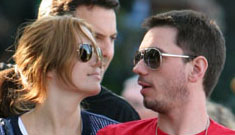 DJ AM and Mandy Moore are back together
